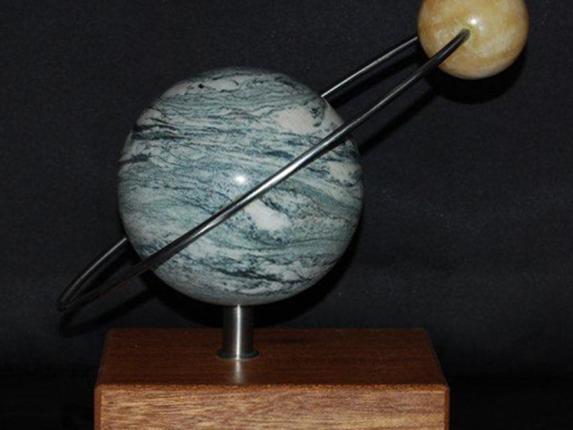 World Humor Awards Trophy