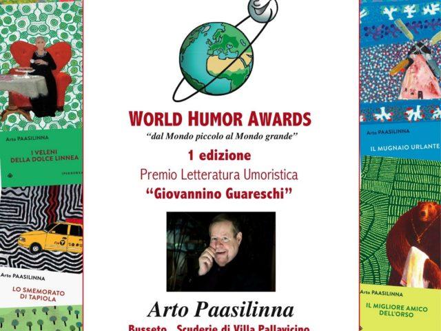 """(Italiano) Premio """"Guareschi"""" alla Letteratura umoristica"""