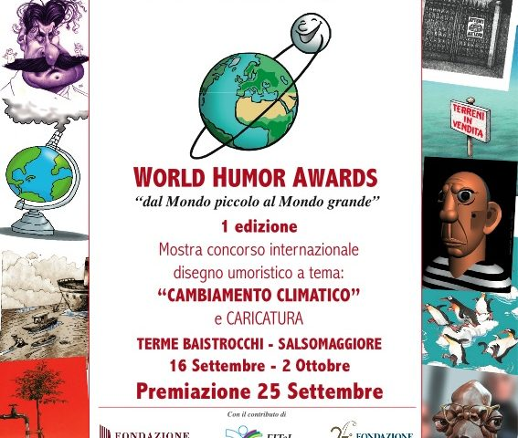 SALSOMAGGIORE TERME: AWARDS CEREMONY