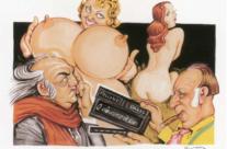 """(Italiano) SERGIO IPPOLITI Italia """"Special Guest"""" 2016 per la Caricatura"""