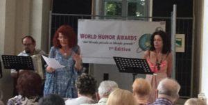 READING in BUSSETO Corrado Medioli, Rosanna Varoli, Daniela Stecconi