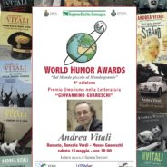 Premio Guareschi 2019 assegnato ad Andrea Vitali