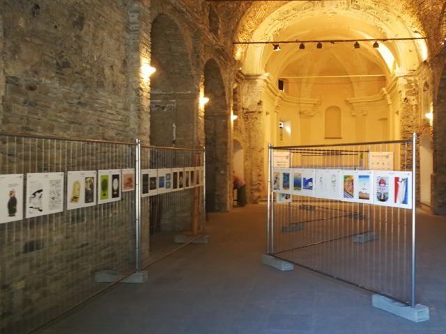 The exhibition in Bardi